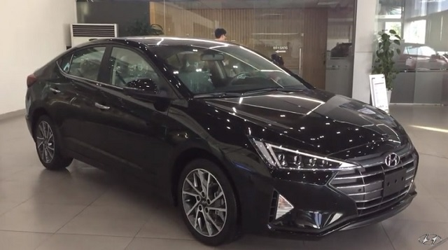 ELANTRA 2019 FACELIFT 2.0 AT